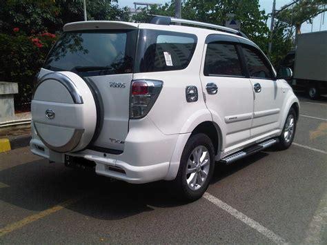 Gambar Mobil Daihatsu Terios by Gambar Modifikasi Daihatsu Terios Ts Terlengkap