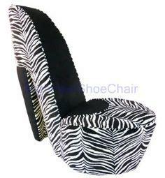 cheap zebra high heel chair 1000 images about high heel props on high