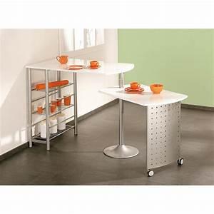 Table Et Chaise De Bar : ensemble de cuisine table bar et chaises hautes filamento ~ Dode.kayakingforconservation.com Idées de Décoration