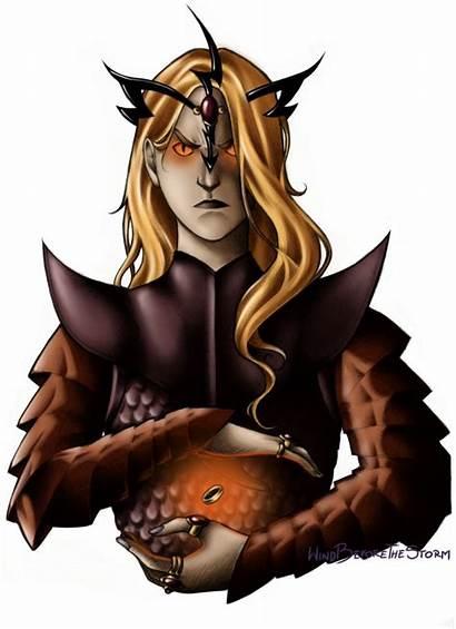 Sauron Deviantart Morgoth Lord Dark Comics Colour