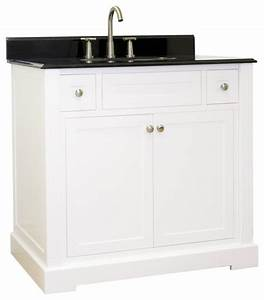 birch wood veneer vanity set in white 37quotx22 With birch bathroom vanity cabinets