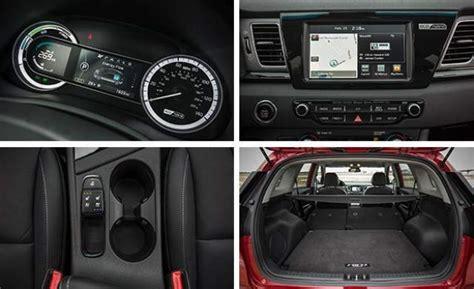 kia niro interior   car models