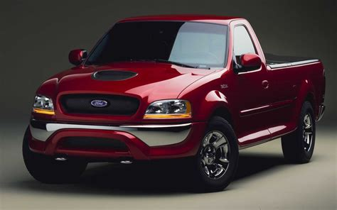 a back at ford s truck and suv concepts photo image gallery