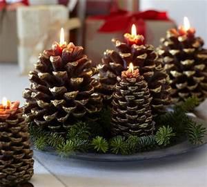 Windlichter Selber Machen : basteln mit zapfen 55 tolle diy dekoideen zu weihnachten ~ Lizthompson.info Haus und Dekorationen