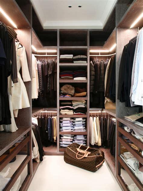 cool walk in closets 75 cool walk in closet design ideas shelterness