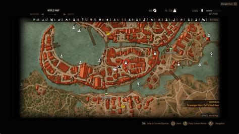 witcher saddlebags location map wild hunt horse inventory increase space guide plus north witcher3 gosunoob gate glory