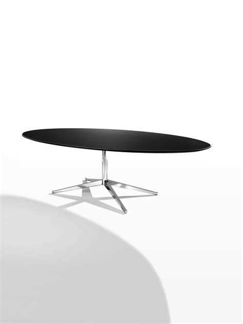florence knoll table desk knoll florence oval table desk gr shop canada