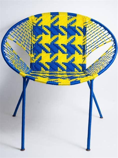 chaise en fil scoubidou les 25 meilleures idées de la catégorie chaise scoubidou