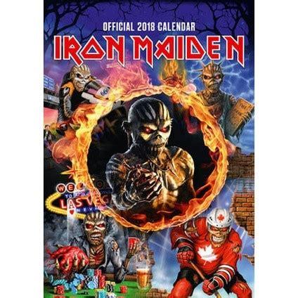 iron maiden calendars ukposterseuroposters