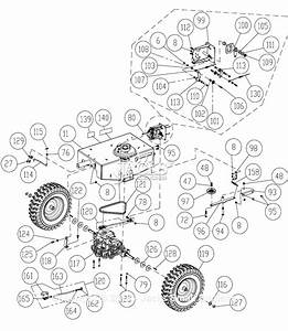 Billy Goat Bc2600hh Parts Diagram For Transaxle Assembly