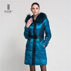 BASIC EDITIONS Warm Winter Jacket Women Fashion Brand ...