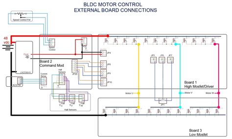 updated brushless controller schematic 2015 171 brushless motors 3phase inverters schematics