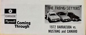 1972 Ford Mustang Wiring Diagram Manual Reprint