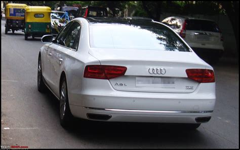 Has Audi India Launched The A8 L 4.2 V8 Tdi?