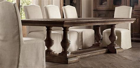 restoration hardware st james table 29 best images about home dining room on pinterest