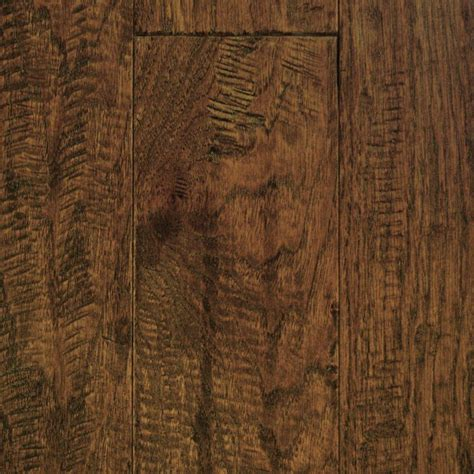 Mullican Flooring Home Depot by Mullican Flooring Hickory Provincial 1 2 Inch Thick X 5