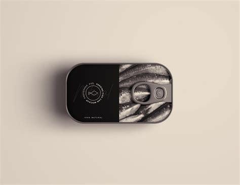 customizable sardine  mockup freebie designhooks