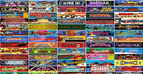 Por eso, nunca es tarde para volver a jugarlos. Internet Archive recopiló 900 viejos juegos de Arcade, que ...