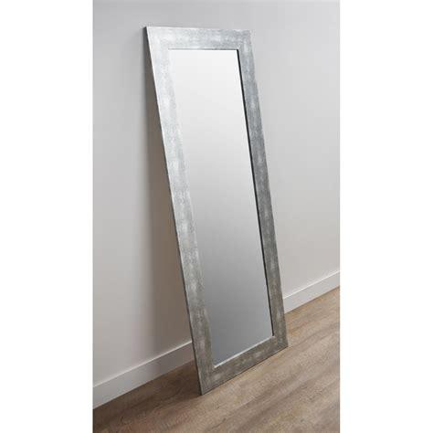 miroir okaasan argent l 140 x h 40 cm leroy merlin