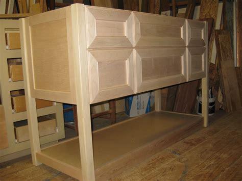 unfinished kitchen furniture embellishing your kitchen with customizable unfinished