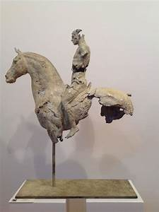 Easy Clay Sculptures : Bronze cavalier... - Dear Art ...