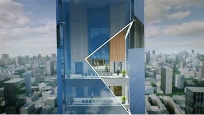 Elevator Thyssenkrupp Sideways Innovation Elevators Moving Reality