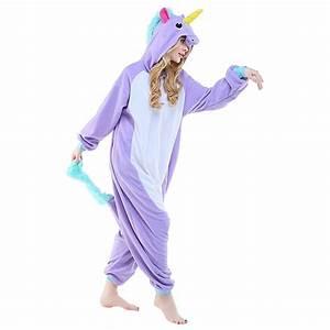 Unicorn Pajamas - ApolloBox