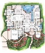 Luxury Home Plans Mediterranean Home Design  8768