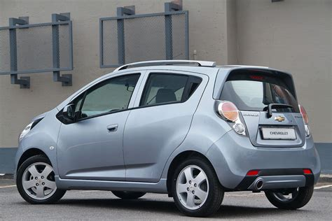 Chevrolet Spark. Now Made In Mzansi