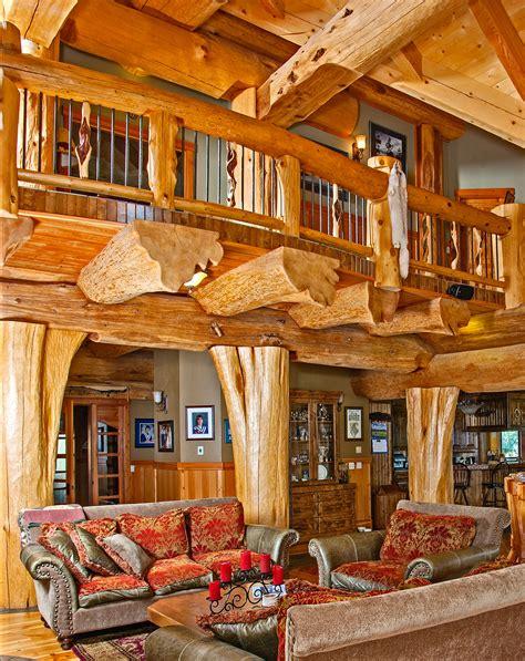 timber kings log home masterpiece luxuryhomescom