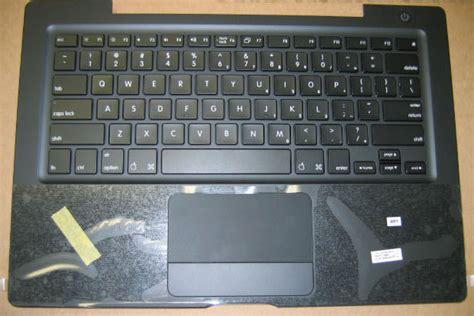 macbook keyboard top case trackpad black