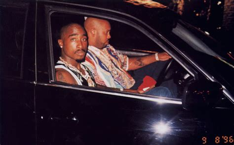 The Story Behind Tupac Shakur's Last Photo