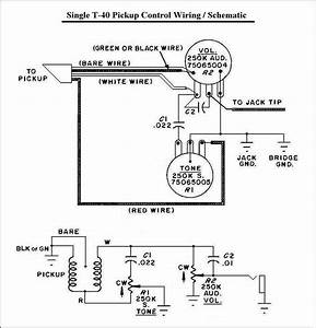 Peavey Guitar Wiring Diagram