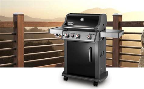 cuisine weber barbecue weber gasgrill spirit e 330 gbs premium twozone cooking