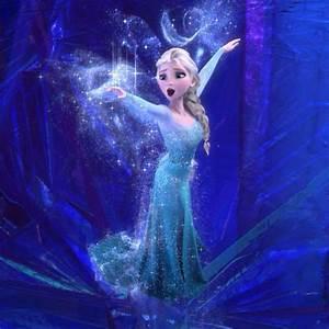 la belle elsa reine des neiges fond ecran coup de coeur With robe la reine des neiges