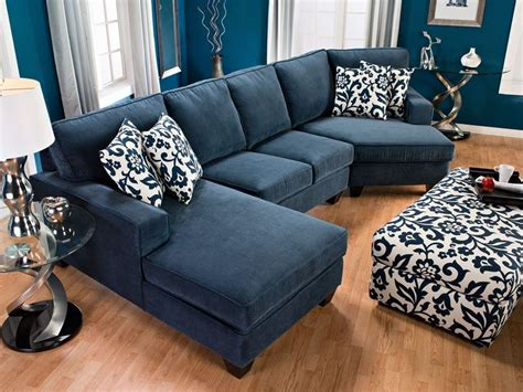 sectional with chaise and cuddler living room furniture designed2b dax 3 chenille 7878