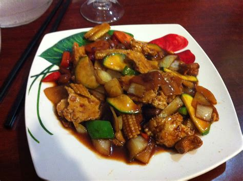 chinois fin cuisine j ai testé un restaurant chinois végétarien tien hiang