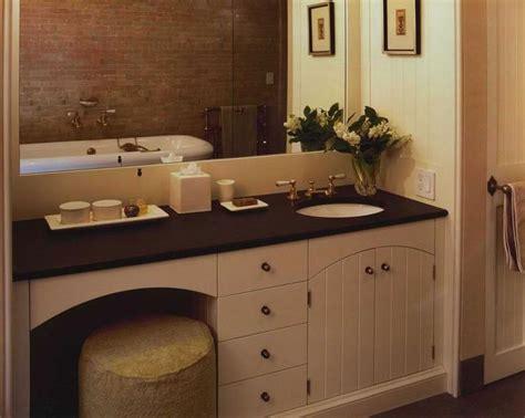 nice idea bathroom vanities with makeup table best 25 sink