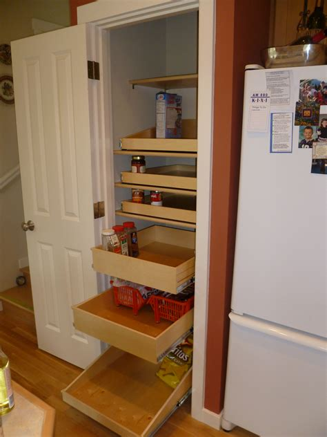 cabinet pull out shelves kitchen pantry storage shelfgenie of miami designs slide out pantry 9783