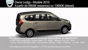 Dacia Lodgy Anhängerkupplung : dacia lodgy prix finitions dimensions et motorisations ~ Jslefanu.com Haus und Dekorationen