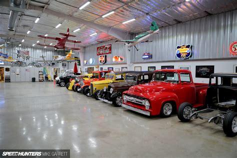 Car Garage by A Central California Garage Tour Speedhunters