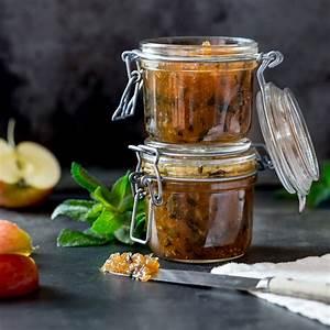 Kekse Mit Marmelade : apfel minz marmelade ~ Markanthonyermac.com Haus und Dekorationen