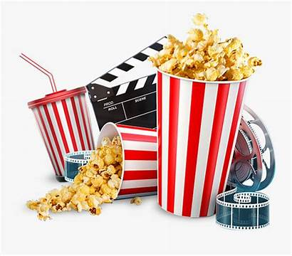 Popcorn Theater Clipart Transparent Background Clipartkey