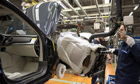 volvo opening   factory  south carolina
