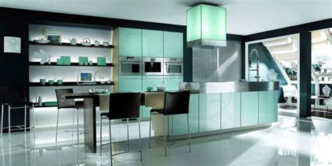 black and white contemporary kitchen κουζίνες σε άσπρο μαύρο decobook gr 7843