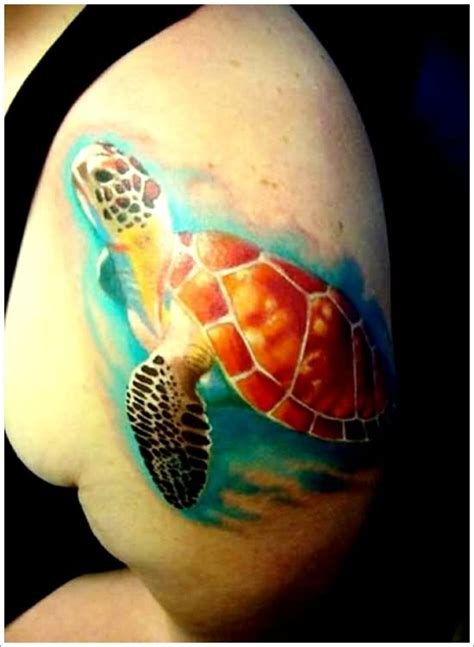 turtle tattoo images designs