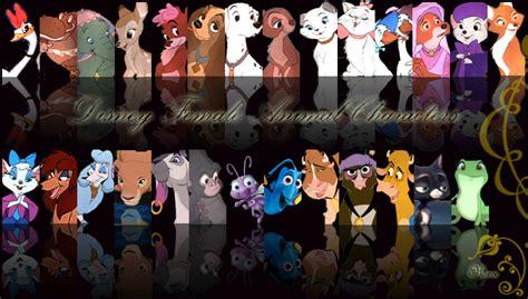 Disneyanimalfemales By Hiroe90 On Deviantart