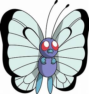 Butterfree by Mighty355 on DeviantArt