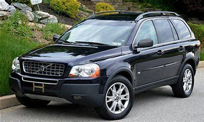 find  volvo xc  awd  seat leather alloys