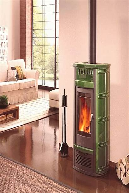 Stove Wood Burning Fireplace Pellet Stoves Interior